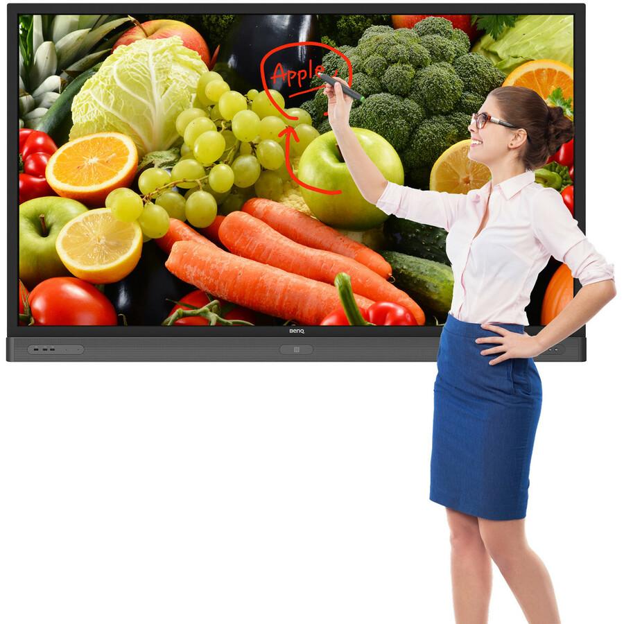 BenQ Interactive RP653K 165.1 cm 65inch LCD Touchscreen Monitor - 16:9 - 6 ms