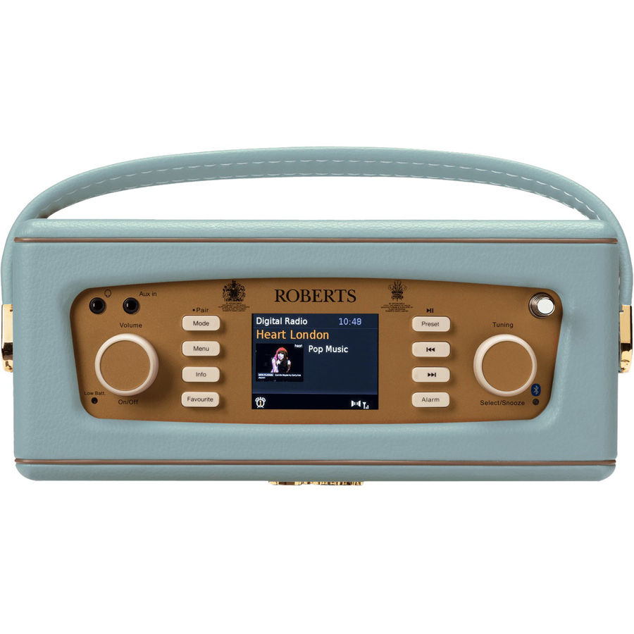 Roberts Radio DAB Portable Radio – RD70DE