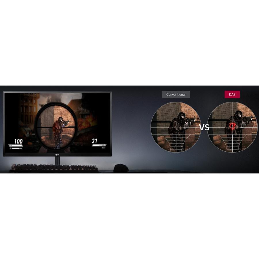 LG 24MK430H-B 23.8inch LED LCD Monitor - 16:9 - 5 ms GTG