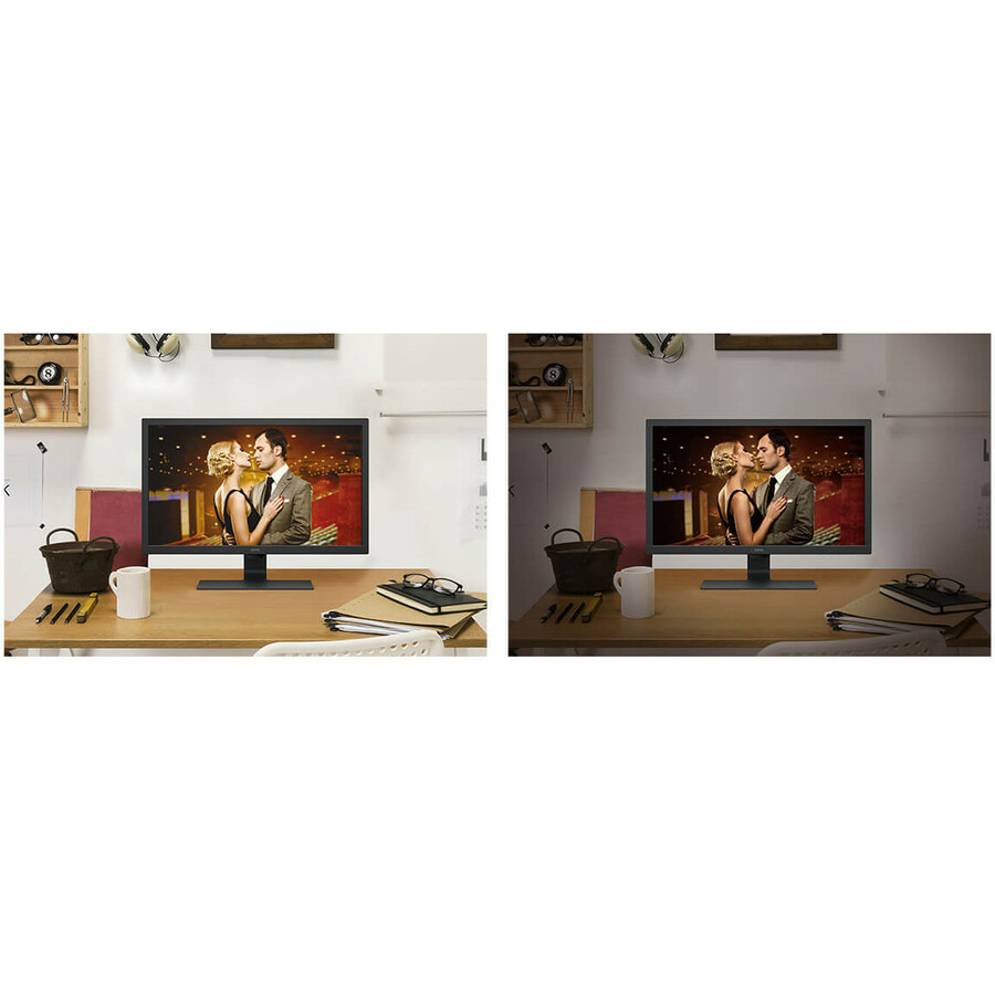 BenQ GL2480 24inch Full HD LED LCD Monitor - 16:9 - Black