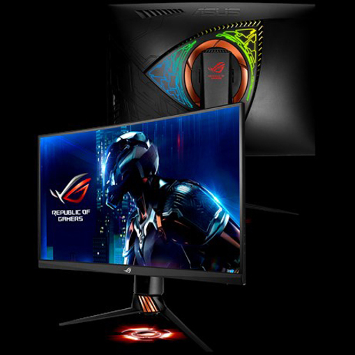 ROG Swift PG27VQ  27And#34; LED LCD Monitor - 16:9 - 1 ms - 165Hz