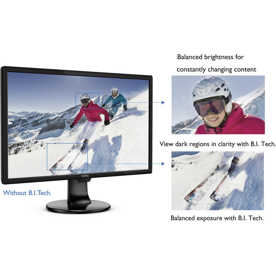 BenQ GL2460BH 24inch Full HD LED LCD Monitor