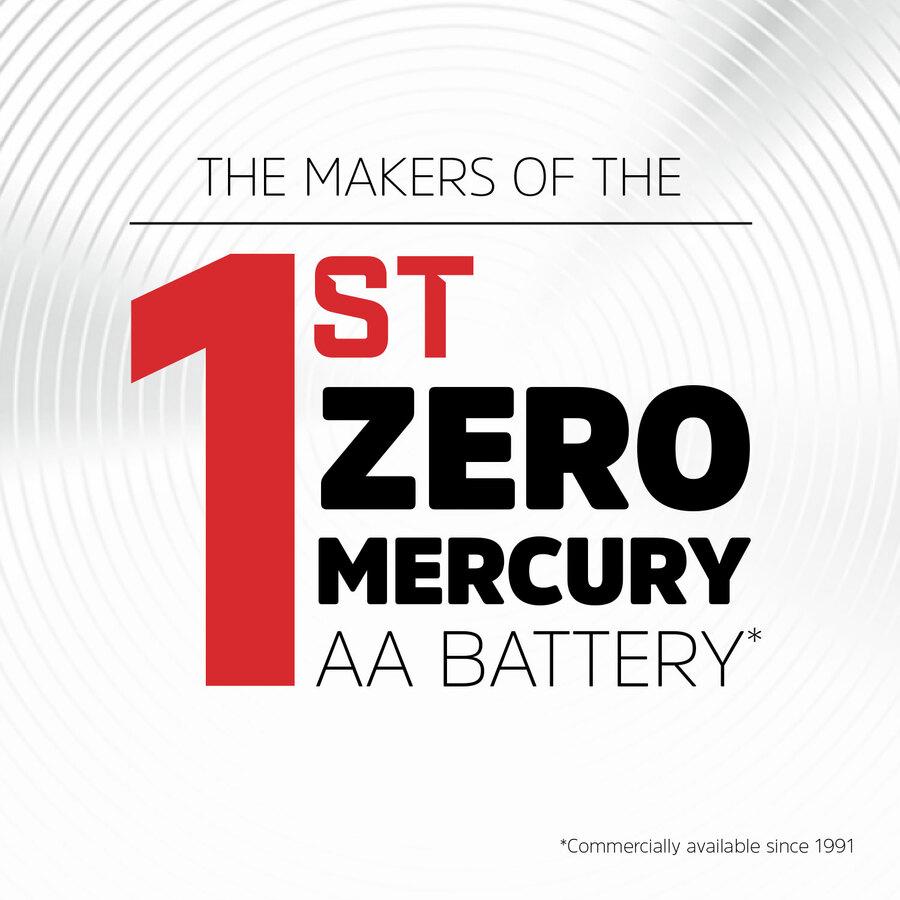 Energizer MAX Alkaline AA Batteries, 4 Pack - For Multipurpose - AA - 1.5 V DC - 1150 mAh - Alkaline - 4 / Pack