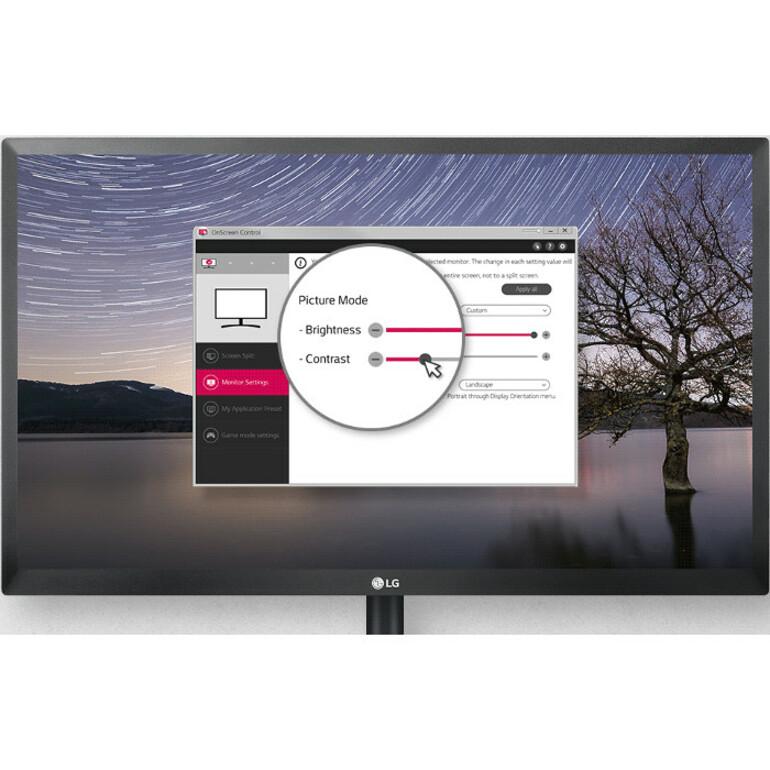 LG 22MK430H-B 21.5inch IPS LED LCD Monitor - 16:9 - 5 ms GTG