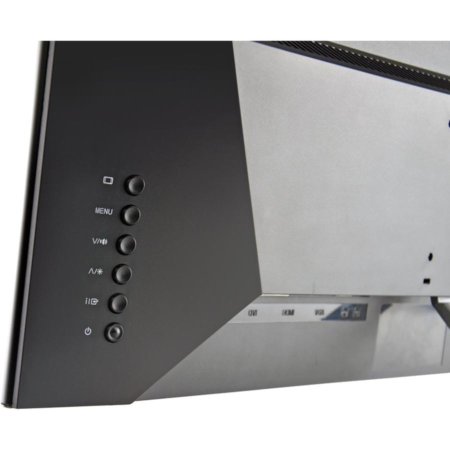 Hannspree HS329PQB 31.5And#34; QHD LED LCD Monitor - 16:9 - Titanium Grey