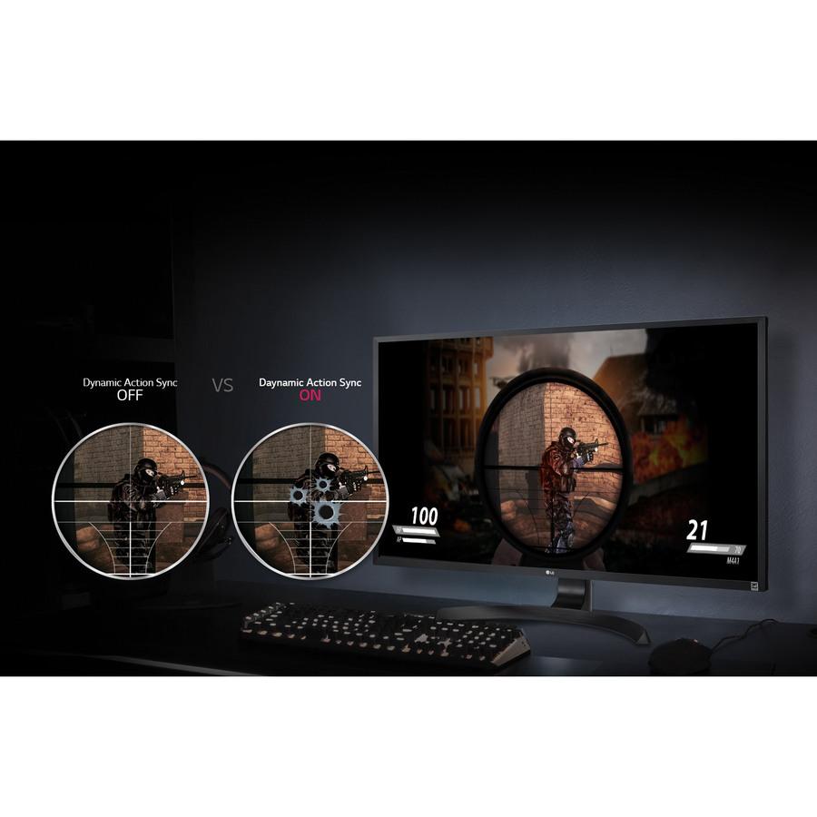 LG 32UD59-B  32inch LED Monitor 4K UHD