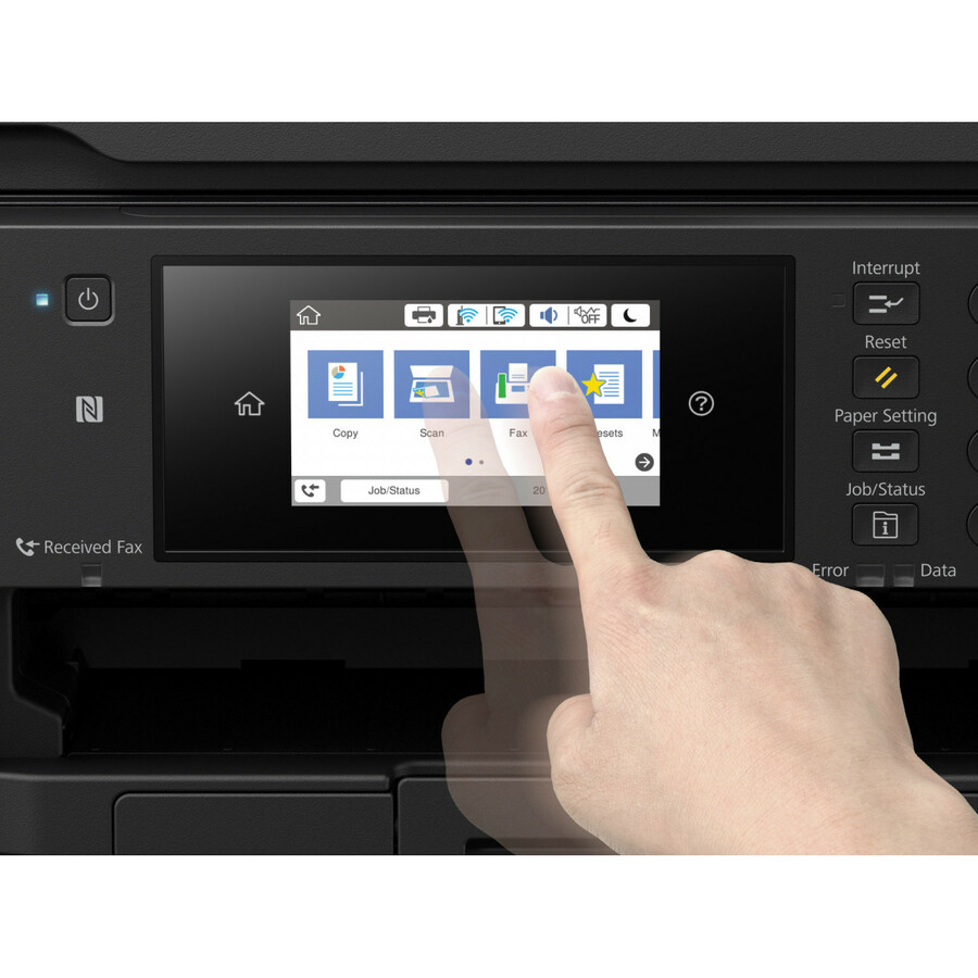 Epson WorkForce WF-7710DWF Inkjet Multifunction Printer - Colour