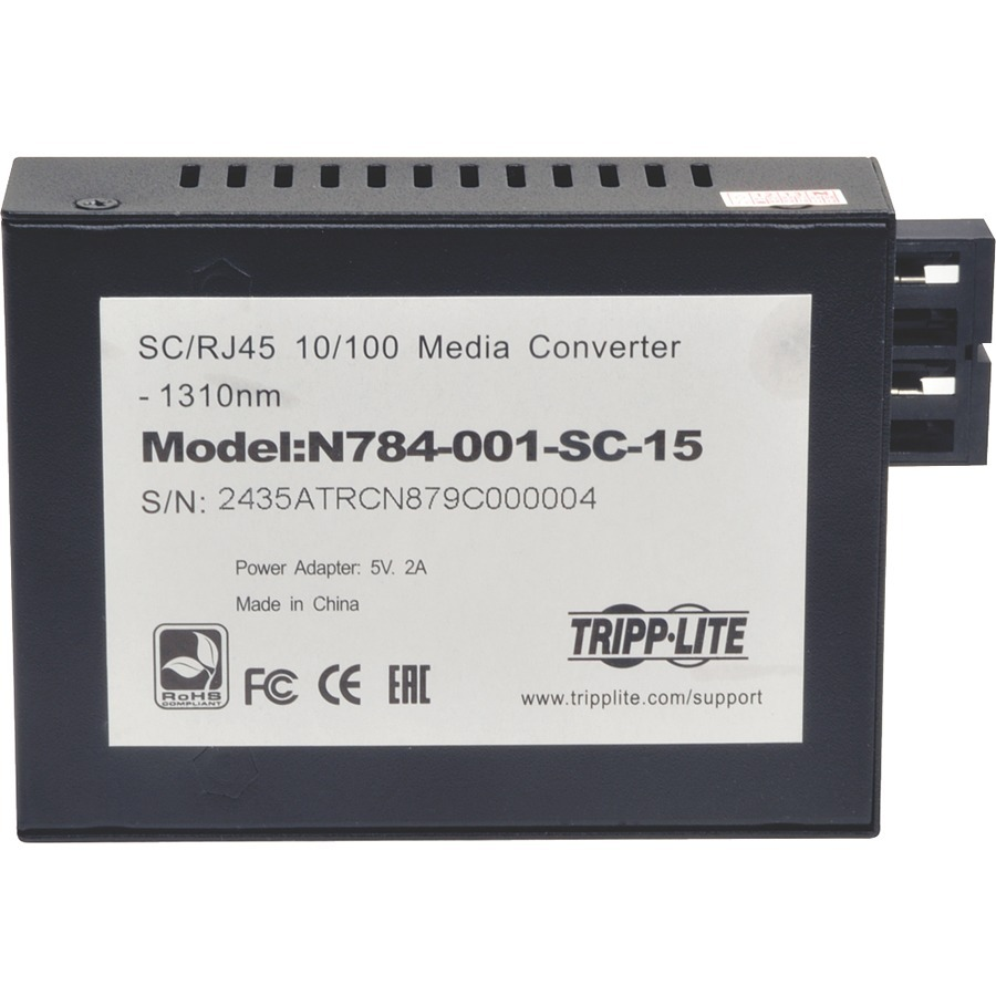 Tripp Lite Connectivity Repeaters and Transceivers Repeaters and Transceivers