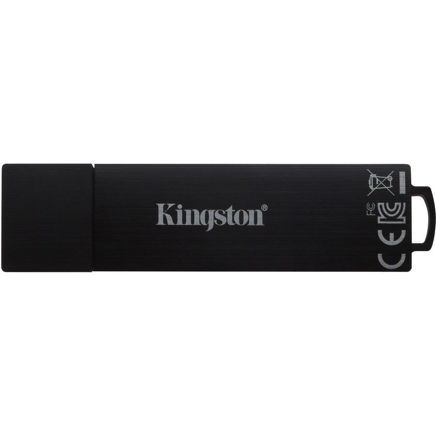 IronKey D300 32 GB USB 3.0 Flash Drive - 256-bit AES