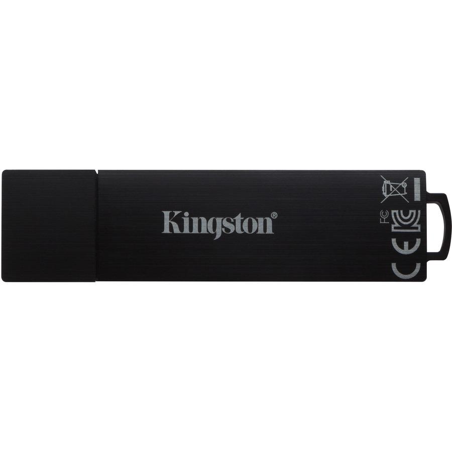 IronKey D300 8 GB USB 3.0 Flash Drive - 256-bit AES