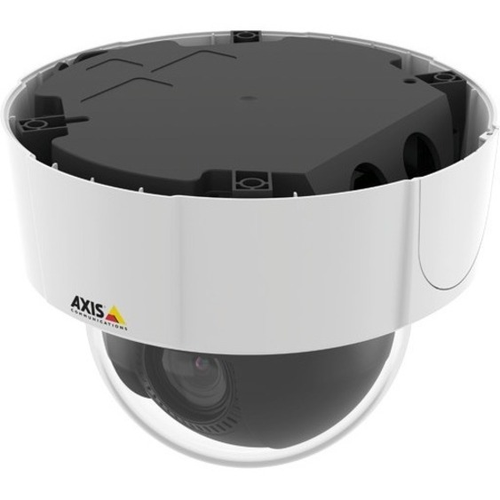 AXIS M5525-E Network Camera - Monochrome, Colour - Motion JPEG, H.264, MPEG-4 AVC - 1920 x 1080 - 4.70 mm - 47 mm - 10x Optical - CMOS - Cable - Dome - Recessed Moun