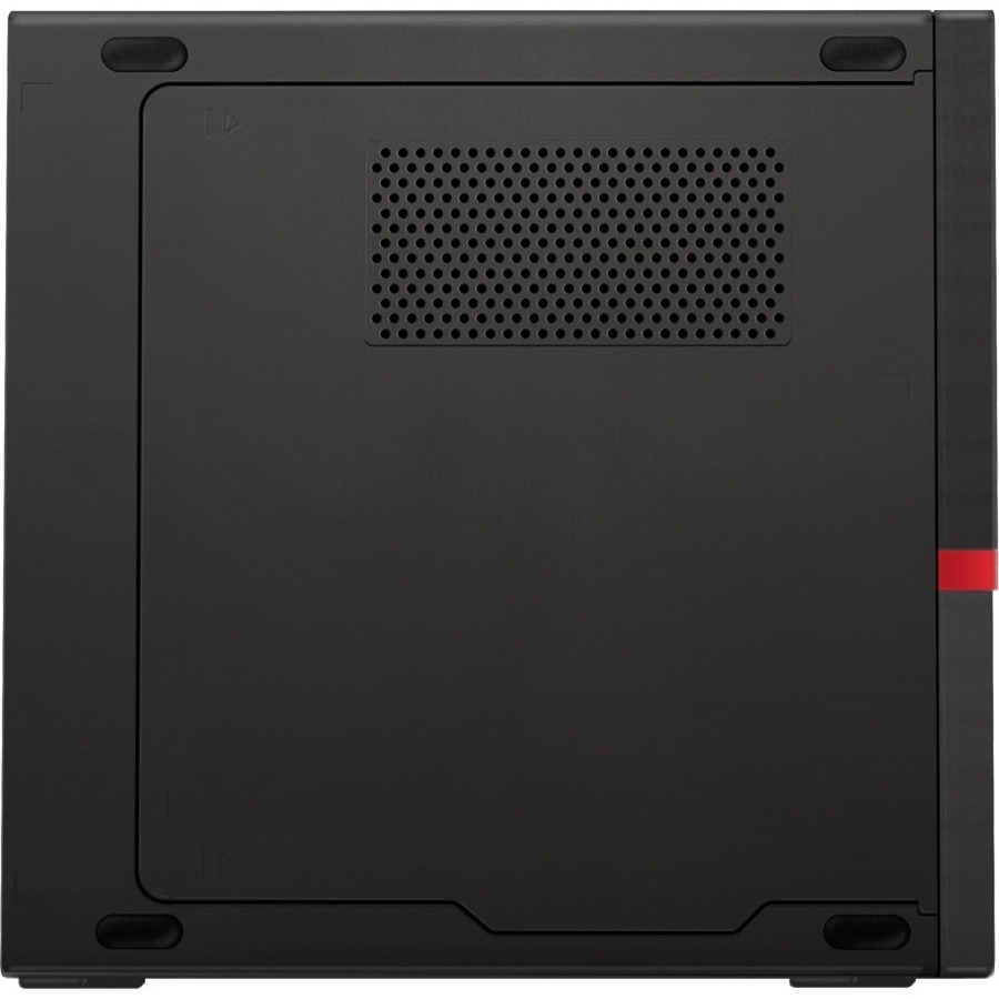 Lenovo ThinkCentre M720q 10T7002CUS Desktop Computer - Core i5 i5-8400T - 8  GB RAM - 256 GB SSD - Tiny - Raven Black