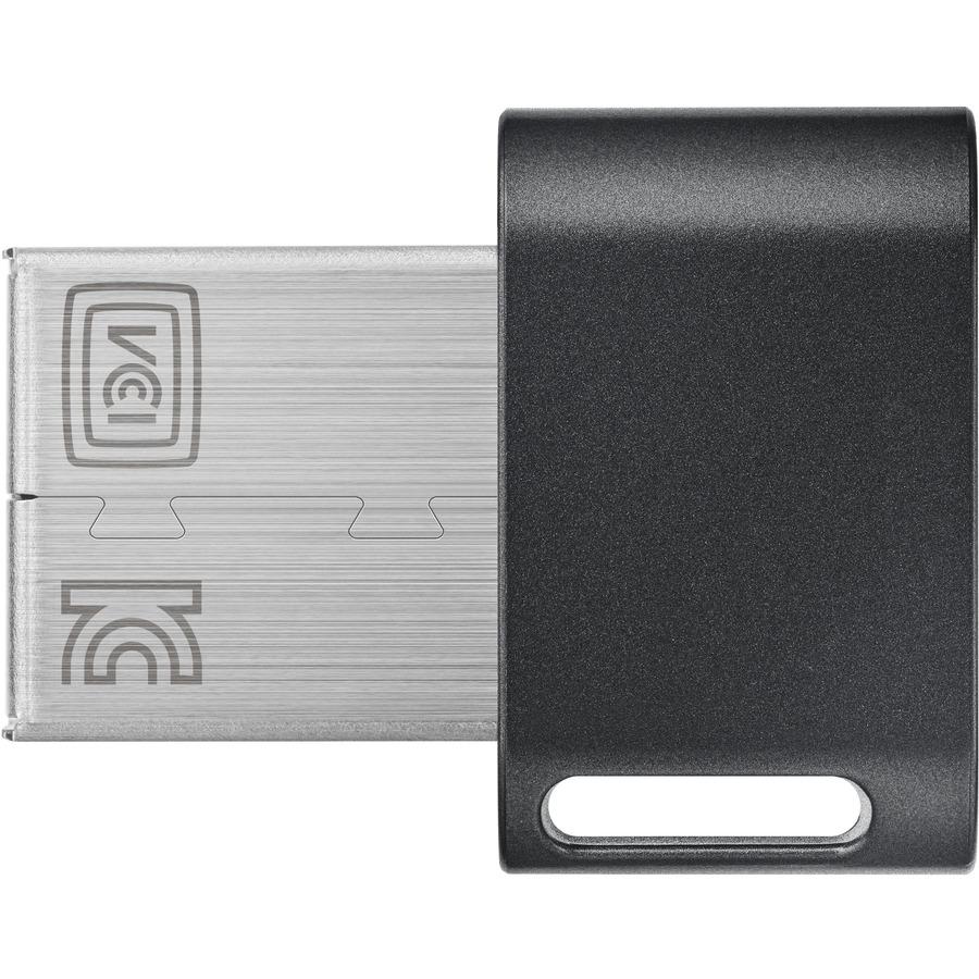 Samsung Fit Plus 128 GB USB 3.1 Flash Drive - Black
