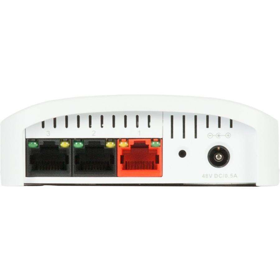 Fortinet FortiAP U24JEV IEEE 802 11ac 867 Gbit/s Wireless Access Point