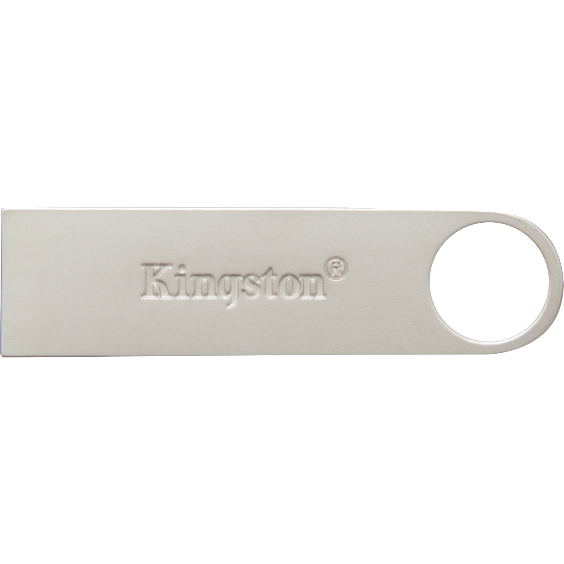 Kingston DataTraveler SE9 G2 64 GB USB 3.0 Flash Drive - Silver