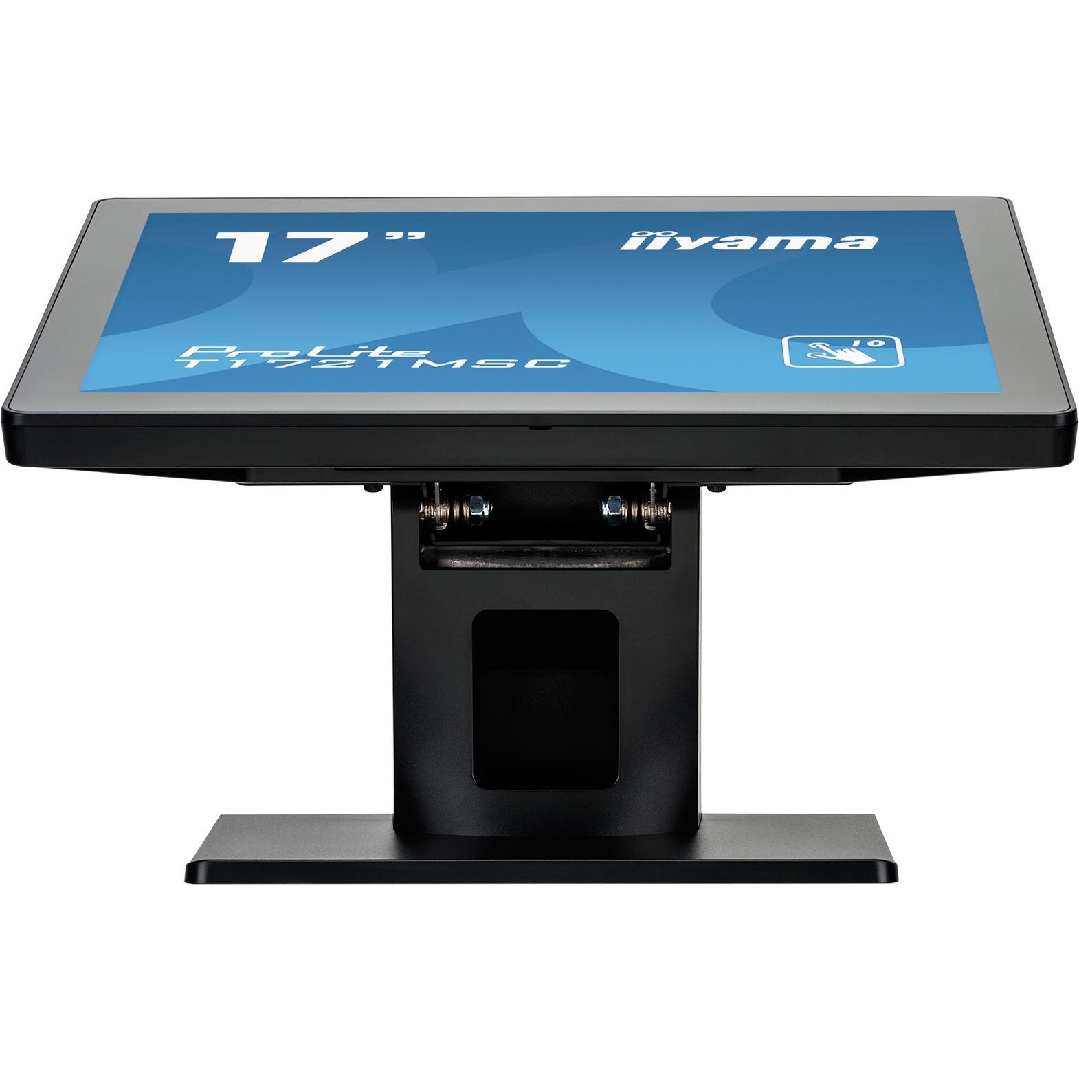 iiyama ProLite T1721MSC-B1 43.2 cm 17inch LCD Touchscreen Monitor - 5:4 - 5 ms