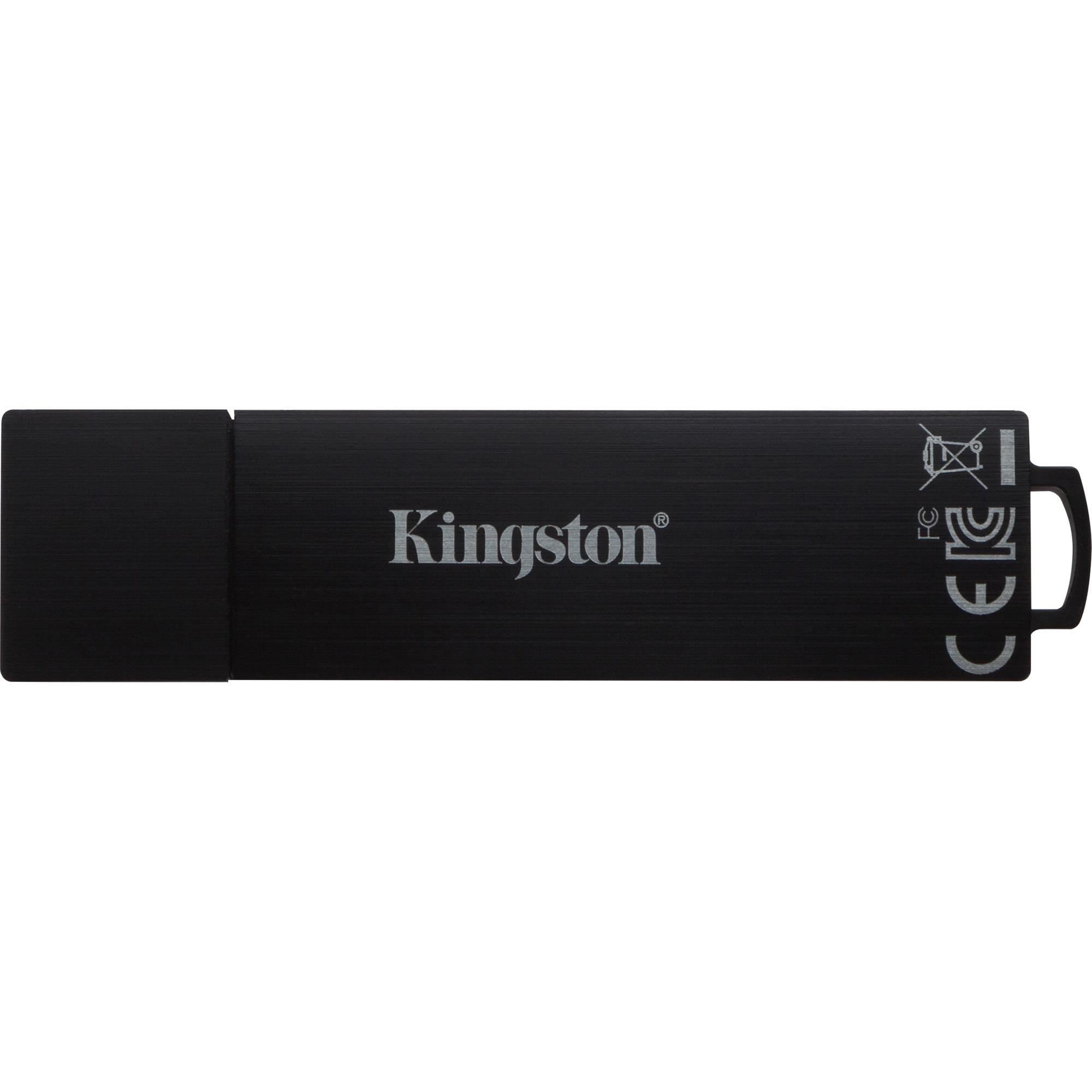 IronKey D300 16 GB USB 3.0 Flash Drive - 256-bit AES