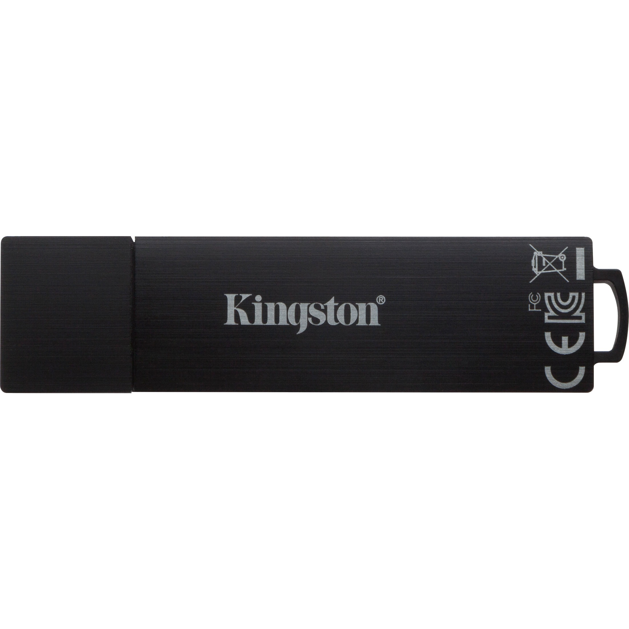 Kingston D300 64 GB USB 3.0 Flash Drive - 256-bit AES