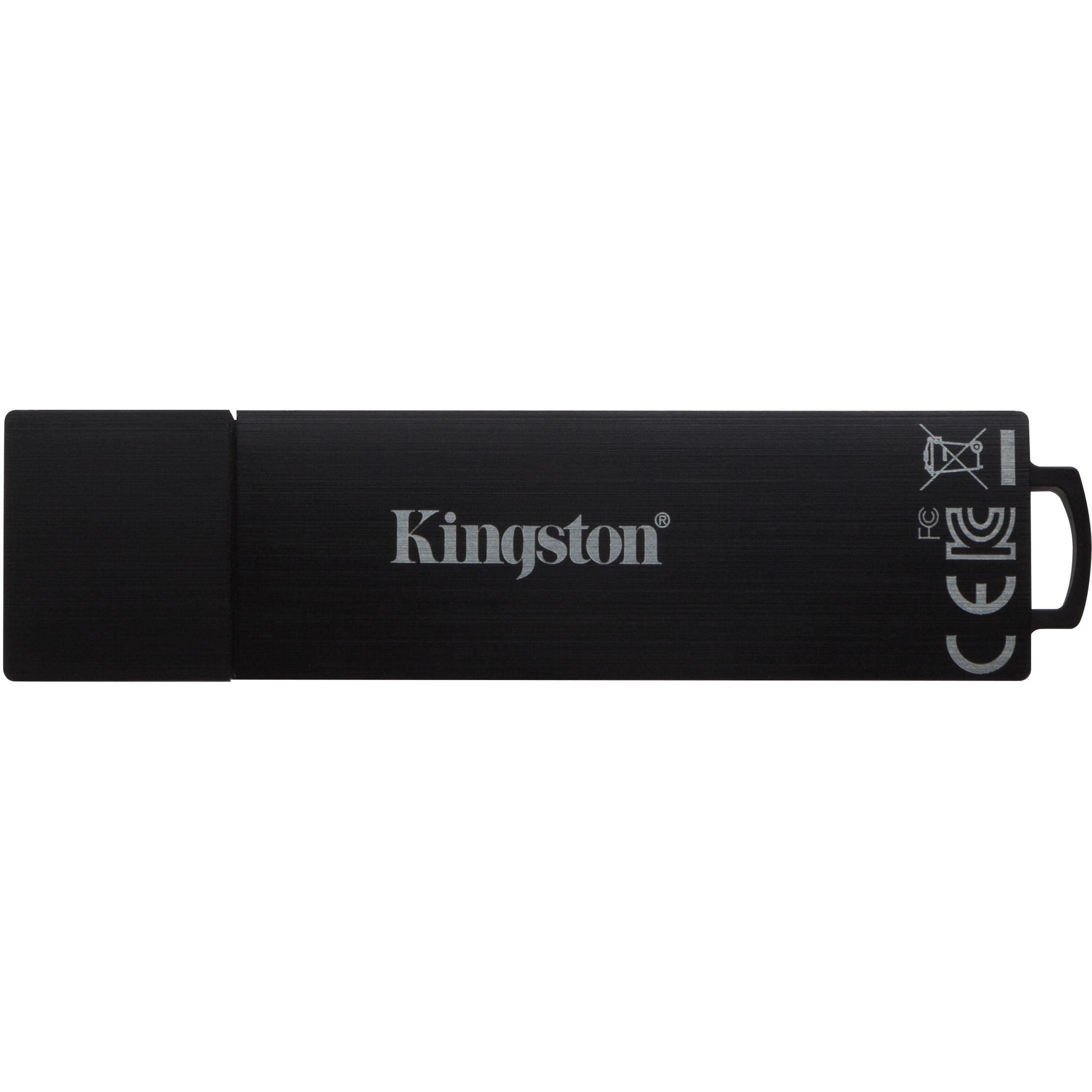 IronKey D300 128 GB USB 3.0 Flash Drive - 256-bit AES