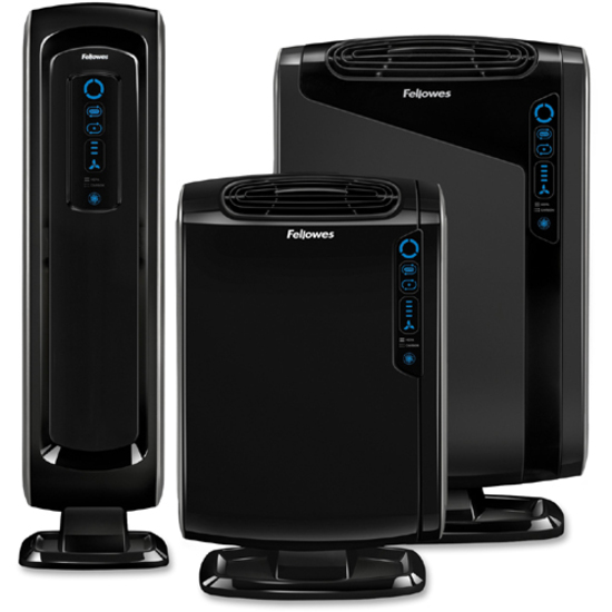 AeraMax® 190 Air Purifier - True HEPA, Activated Carbon - 190 Sq. ft. - Black