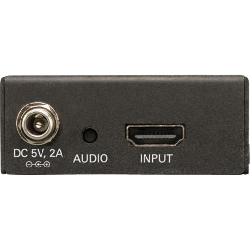 Tripp Lite 2-Port HDMI Over Cat5/Cat6 A/V Extender / Video Splitter 1080p  150'
