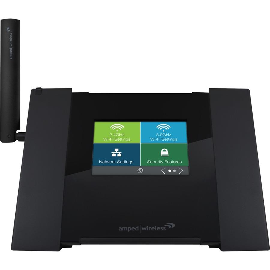 Amped Wireless Wireless Networking