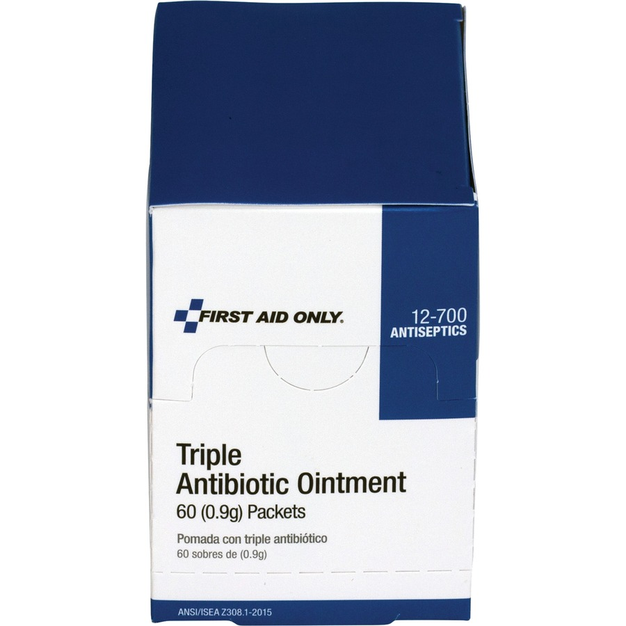 Wholesale First Aid Only Triple Antibiotic Ointment Packets