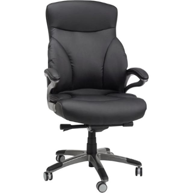 Samsonite Santa Barbara Premium Bonded Leather Chair