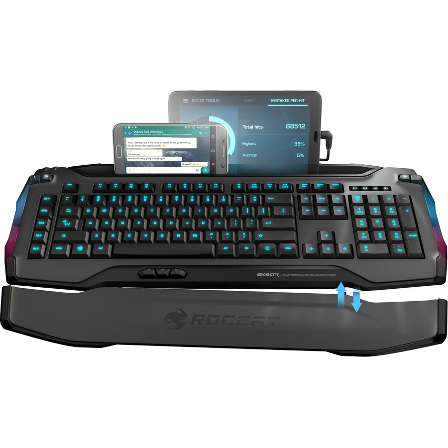 Roccat Inc. Keyboards and Keypads
