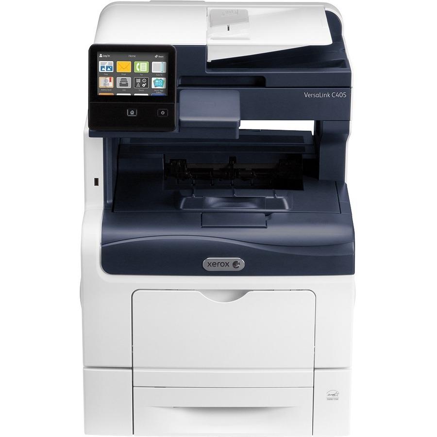 Xerox VersaLink C405/DNM Laser Multifunction Printer - Color - Plain Paper  Print - Desktop