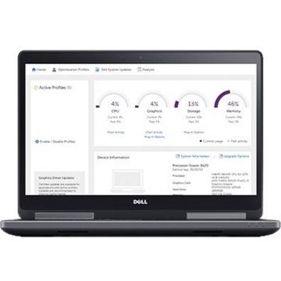 Dell Precision 7520 15 6 Inch | Computer Systems WYDRD