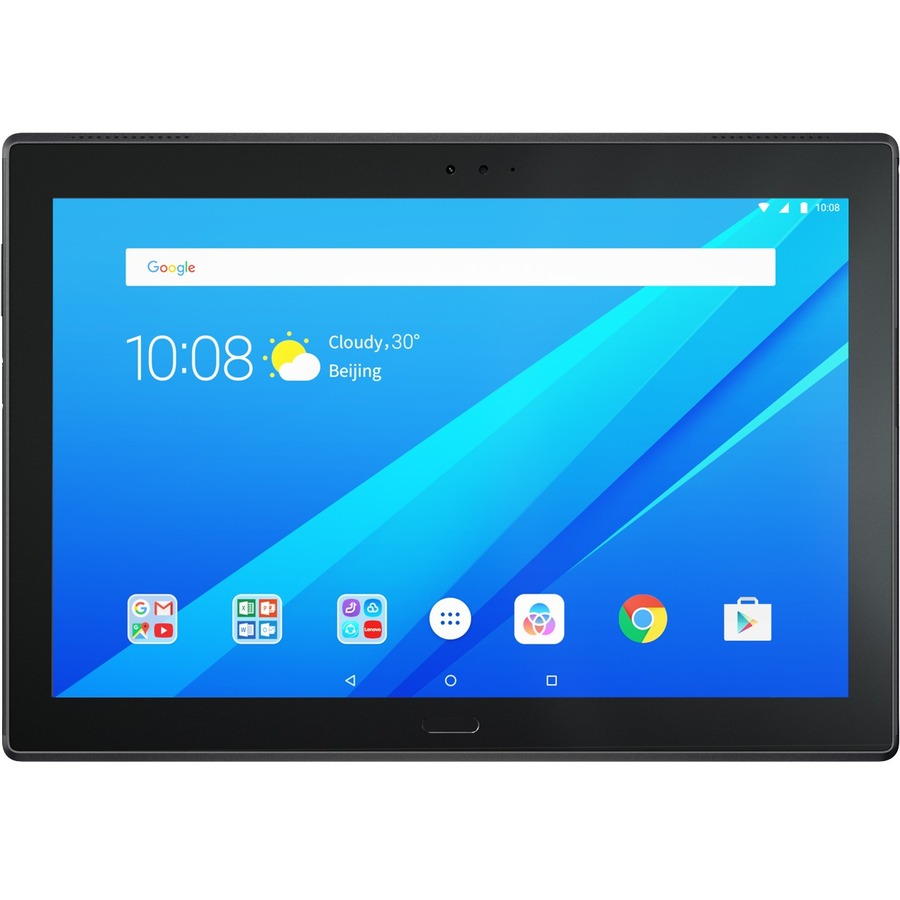 Lenovo Tab4 10 Plus TB-X704V ZA2T0001US Tablet - 10 1 Inch - 2 GB LPDDR3 -  Qualcomm Snapdragon 625 MSM8953 - ARM Octa-core (8 Core) 2 GHz - 16 GB - An