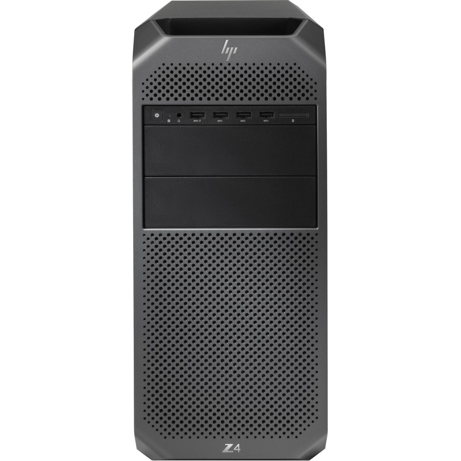 HP Z4 G4 Workstation - 1 x Xeon W-2123 - 32 GB RAM - 1 TB SSD - Mini-tower  - Black