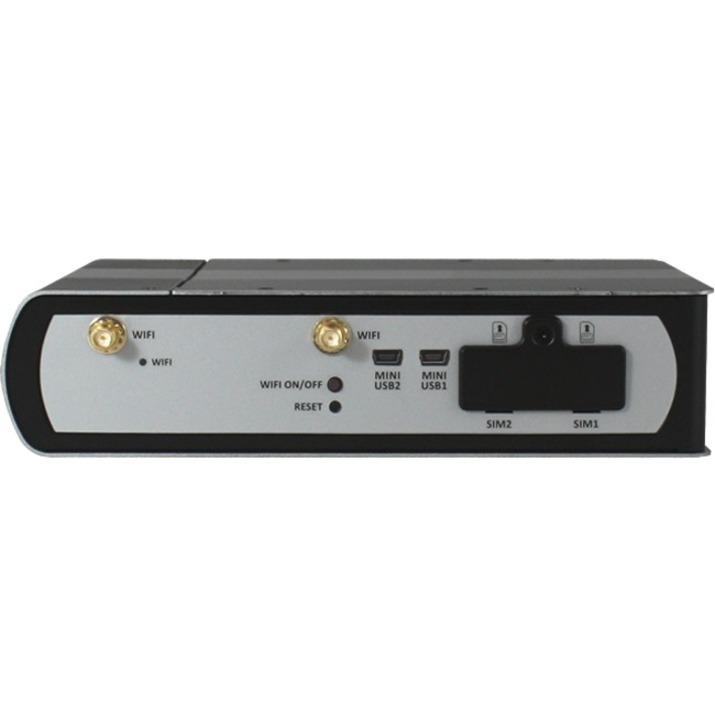Billion M500 IEEE 802 11n 2 SIM Cellular Modem/Wireless Router - 4G - LTE -  2 40 GHz ISM Band - 37 50 MB/s Wireless Speed - 4 x Network Port - USB -