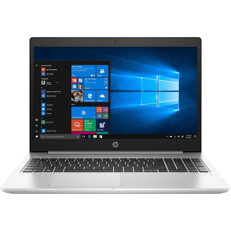 HP ProBook 15.6 Inch Notebook - 8WB94UT-ABA Notebooks