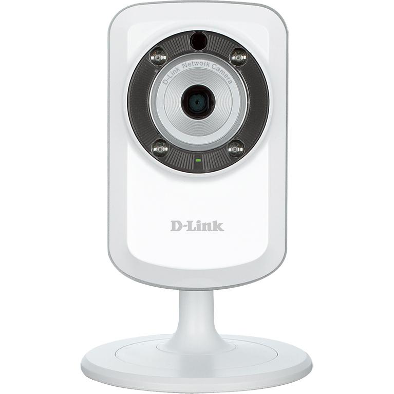 D-Link mydlink DCS-933L Network Camera - Colour
