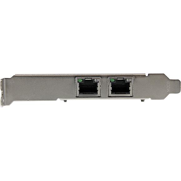 StarTech.com Dual Port PCI Express PCIe x4 Gigabit Ethernet Server Adapter Network Card - Intel i350 NIC