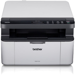 Brother DCP-1510 Laser Multifunction Printer - Monochrome - Plain Paper Print - Desktop