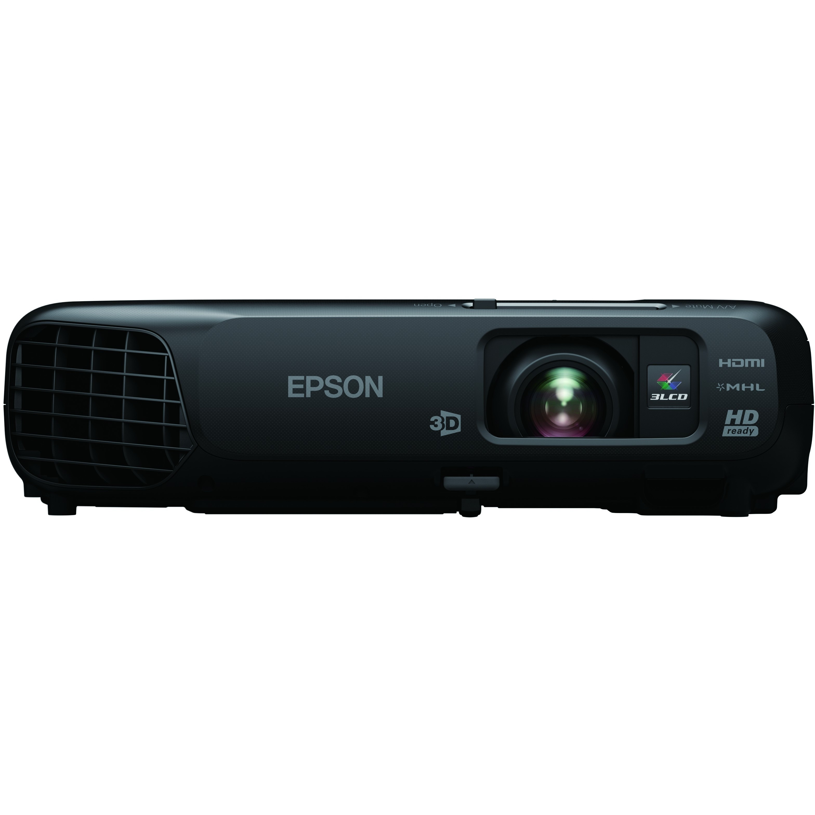 Epson EH-TW570 3D Ready LCD Projector - 720p - HDTV - 16:10