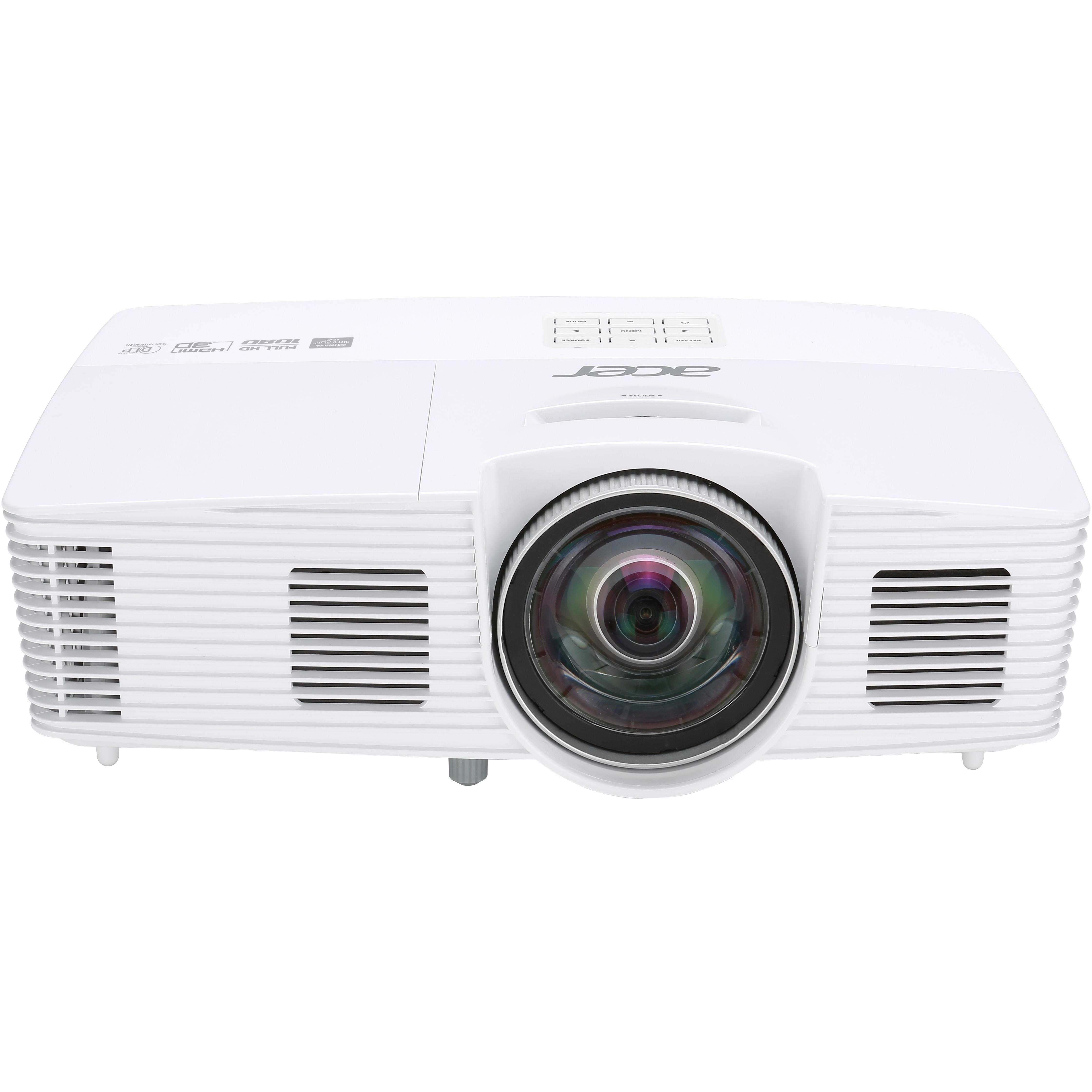 Acer H6517ST 3D Ready DLP Projector - HDTV - 16:9