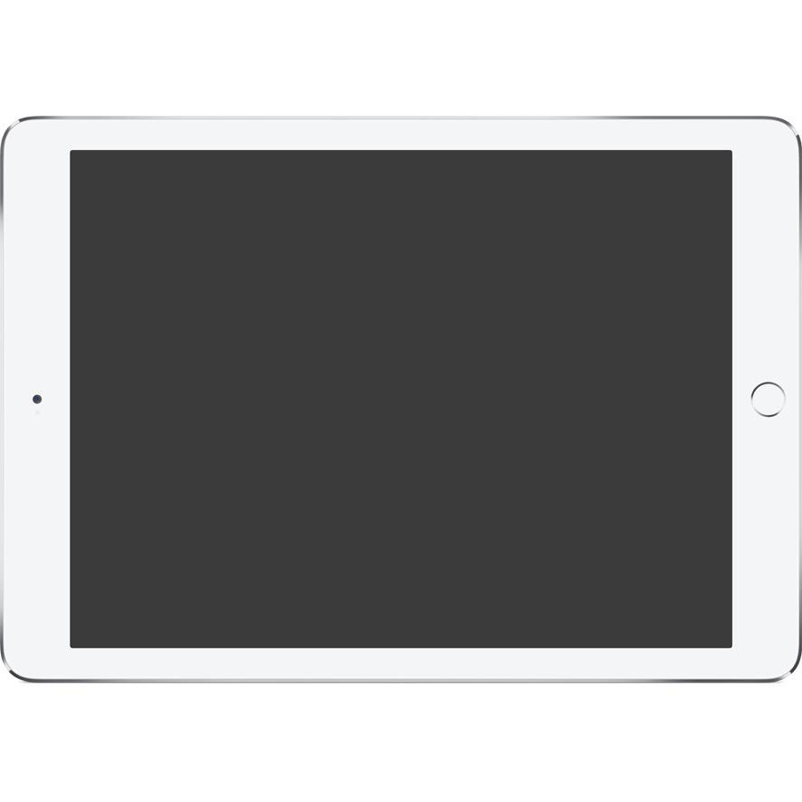 Apple iPad Pro Tablet - 32.8 cm 12.9inch - Apple A9X - 32 GB - iOS 9 - Retina Display - Silver - Wireless LAN - Bluetooth - Lightning - Digital Compass, Gyro Sensor,
