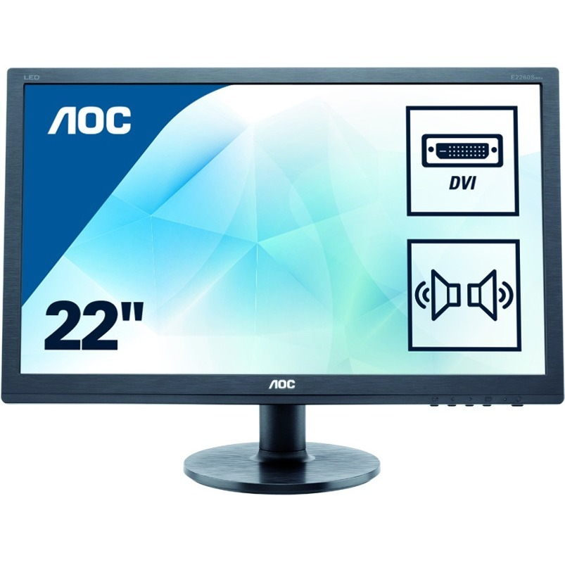 AOC Pro-line 18.5inch LED Monitor - 16:9 - 5 ms