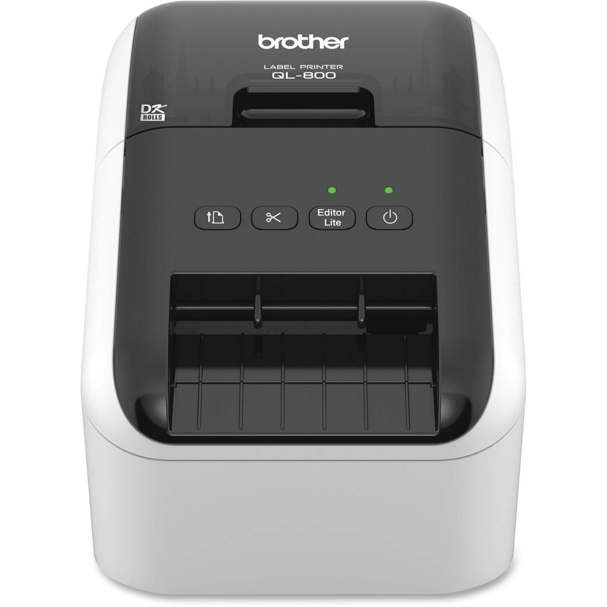 Brother QL-800 Label Printer - Direct Thermal - Monochrome