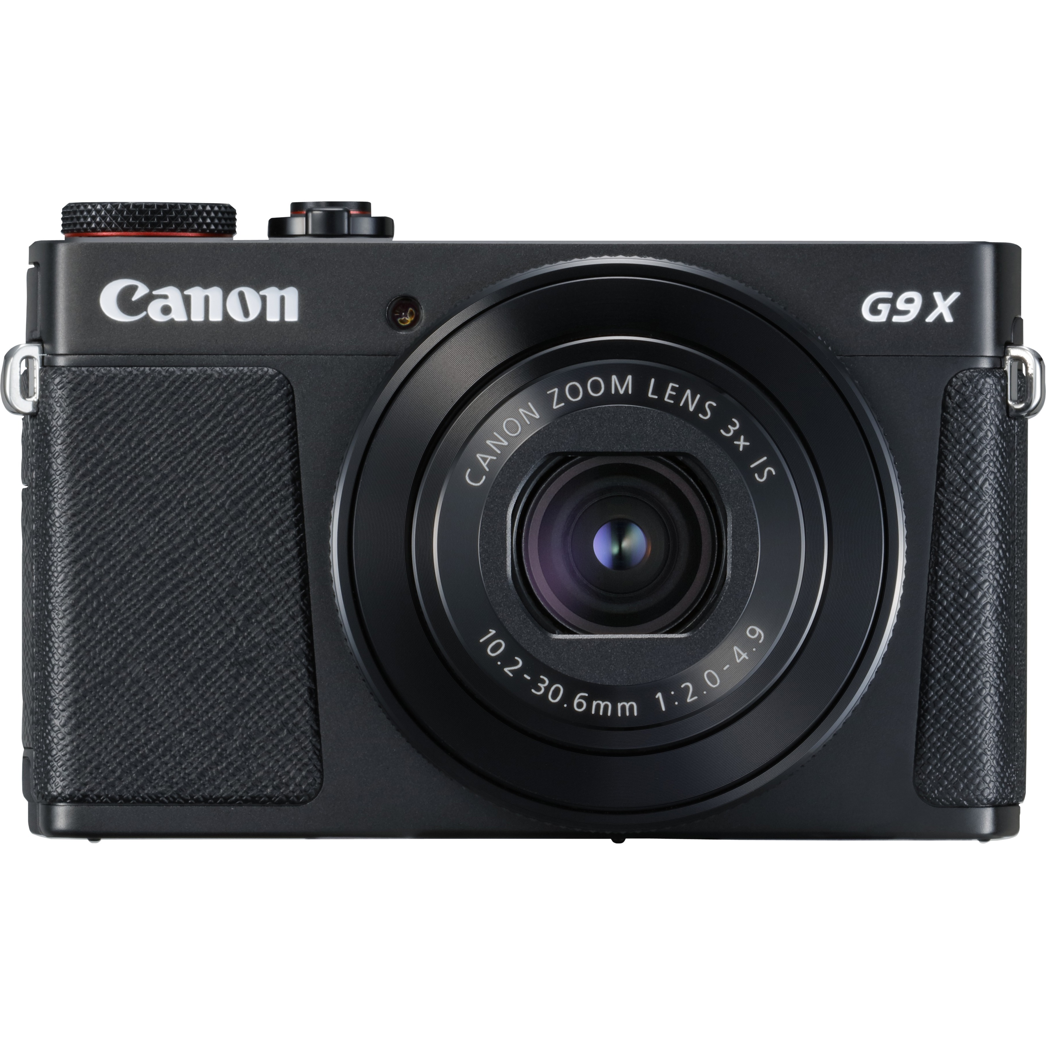 Canon PowerShot G9 X Mark II 20.1 Megapixel Compact Camera - Black