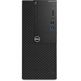 Dell OptiPlex 3050 Desktop Computer - Intel Core i3 7th Gen - 4 GB DDR4 SDRAM - 500 GB HDD