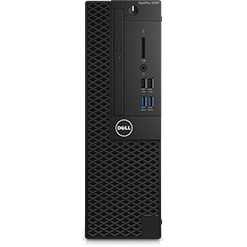 Dell OptiPlex 3050 Desktop Computer - Intel Core i3 7th Gen i3-7100 3.90 GHz - 4 GB DDR4 SDRAM - 500 GB HDD - Windows 10 Pro 64-bit German/English/French/Dutch/It