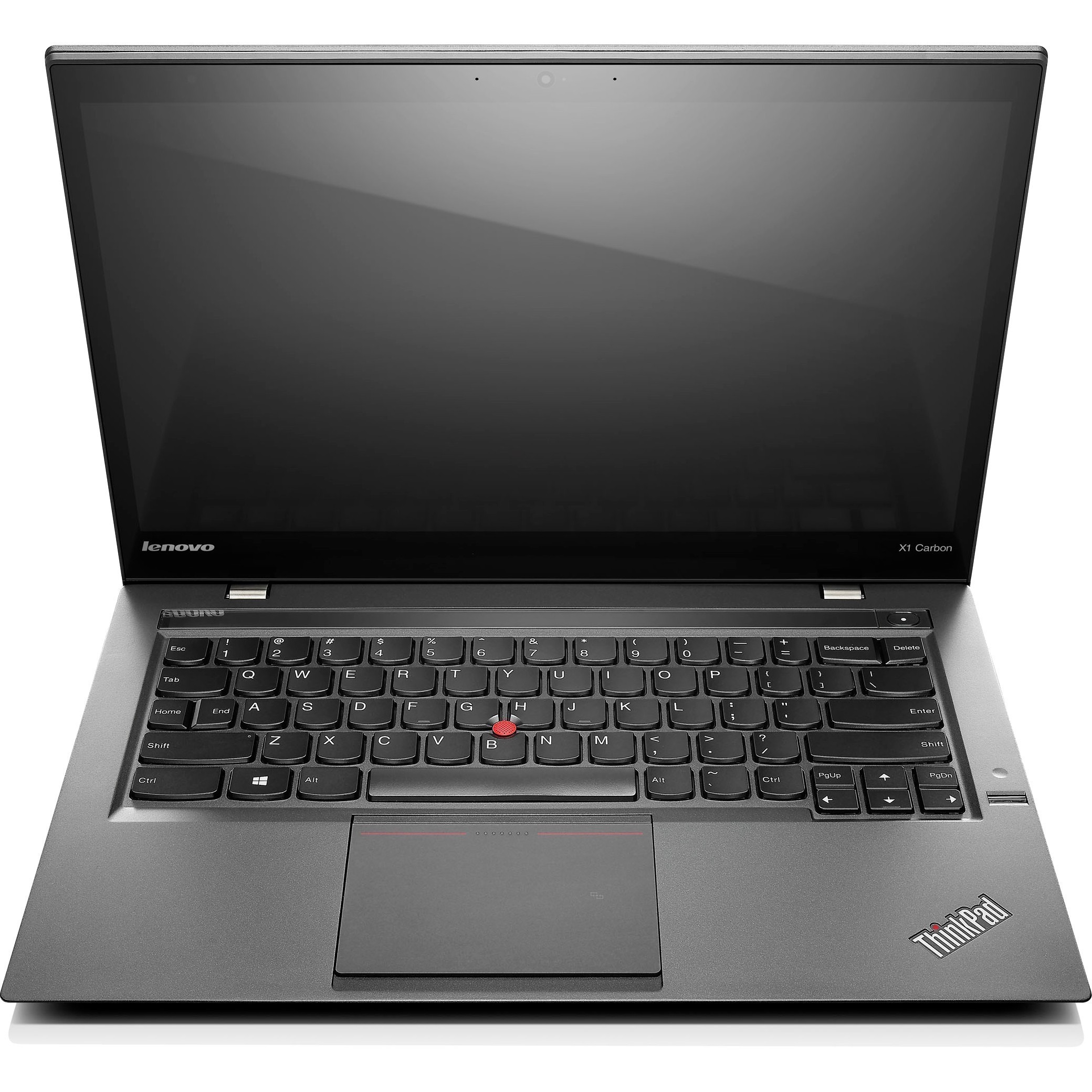 Lenovo ThinkPad X1 Carbon 5th Gen 20HRS08K00 35.6 cm 14inch LCD Ultrabook - Intel Core i7 7th Gen i7-7600U Dual-core 2 Core 2.80 GHz - 16 GB LPDDR3 - 256 GB SSD -