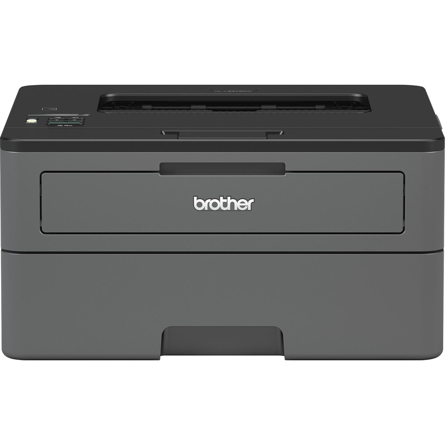 Brother HL-L2375DW Laser Printer - Monochrome - 2400 x 600 dpi Print
