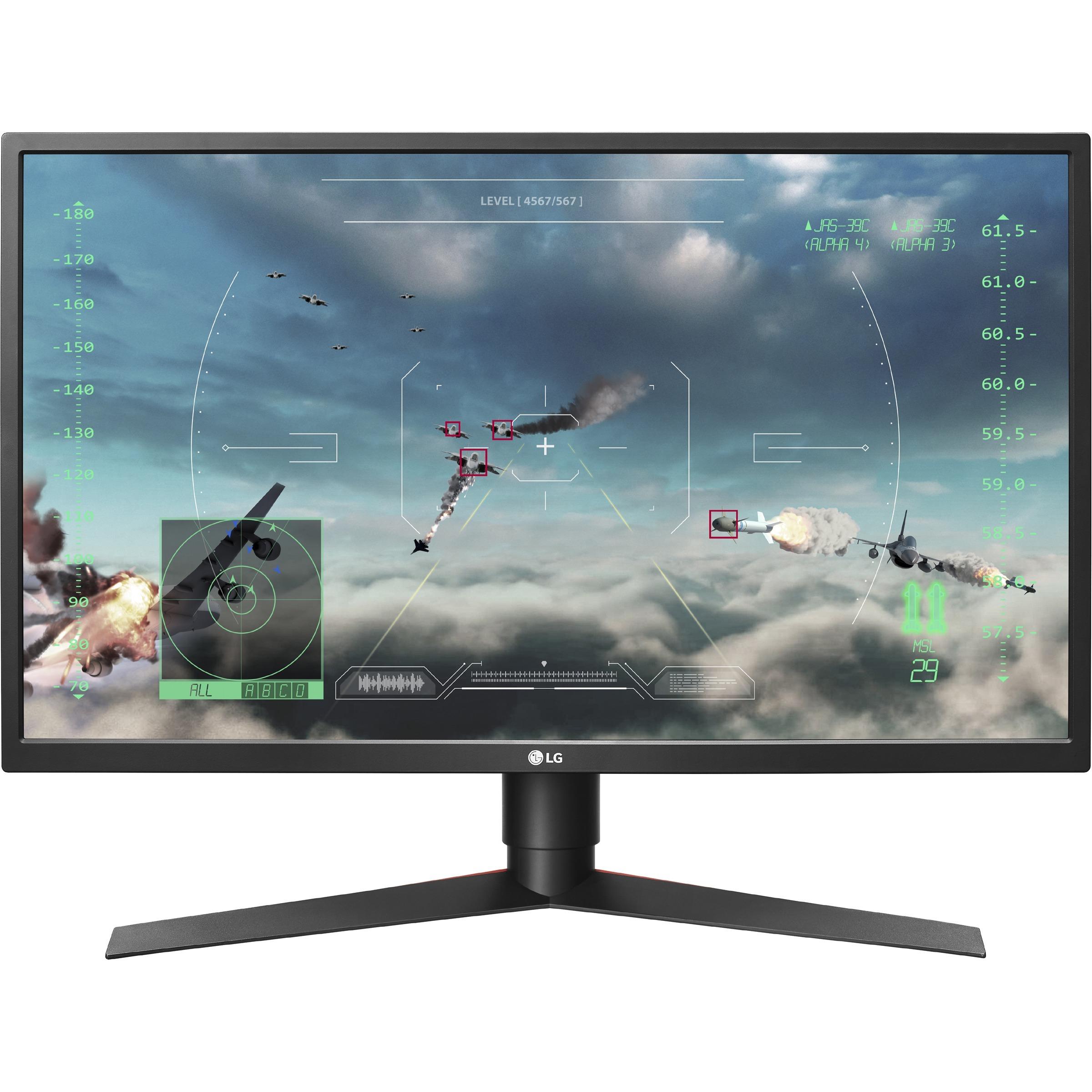 LG 27GK750F 27inch LED LCD Monitor  240Hz