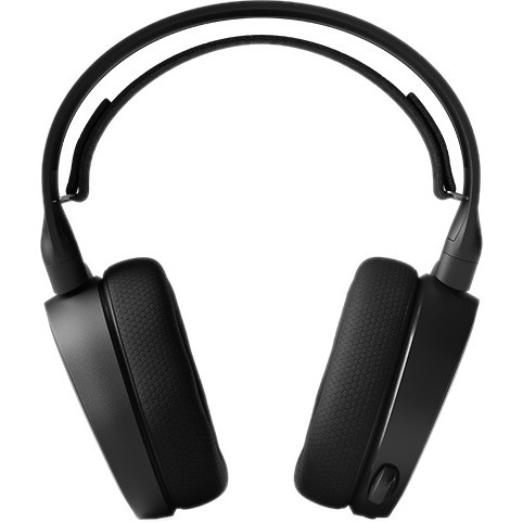 SteelSeries Arctis 3 Wired 40 mm Stereo Headset - Over-the-head - Circumaural - Black